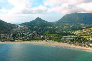 Hout Bay beaches, Cape Town
