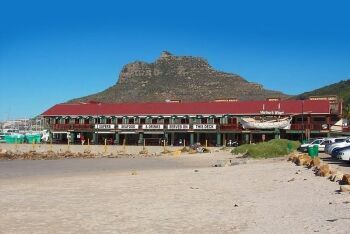 Mariner\'s Wharf, Hout Bay, Cape Town